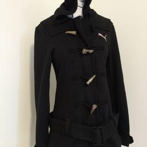 Puma hooded jacket